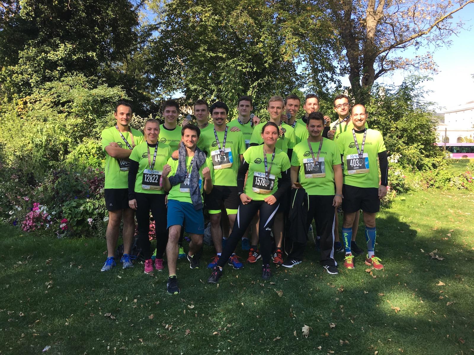 Run in Reims 2016