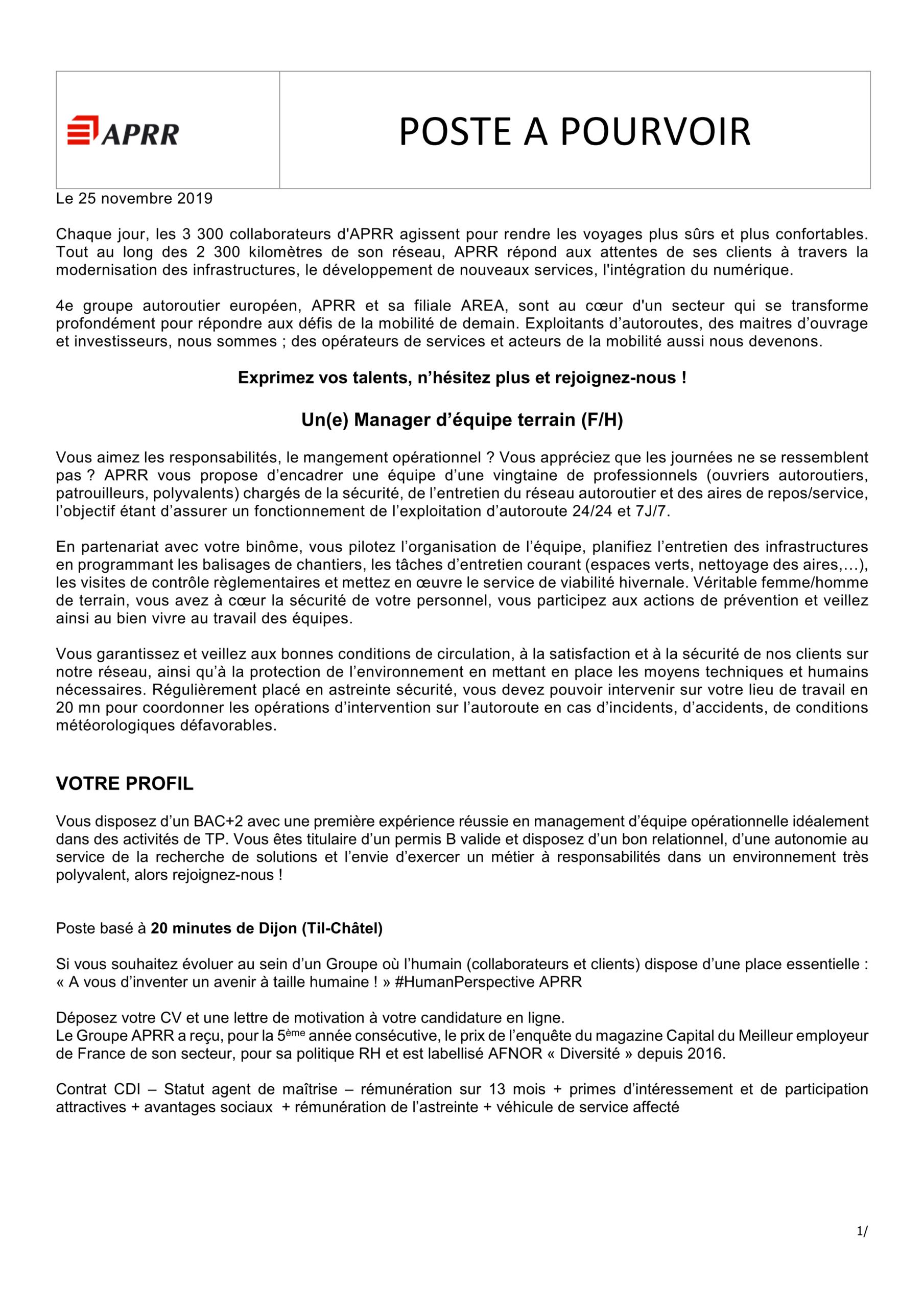 Partenariats Offres D Emplois Via Le Lycée Arago