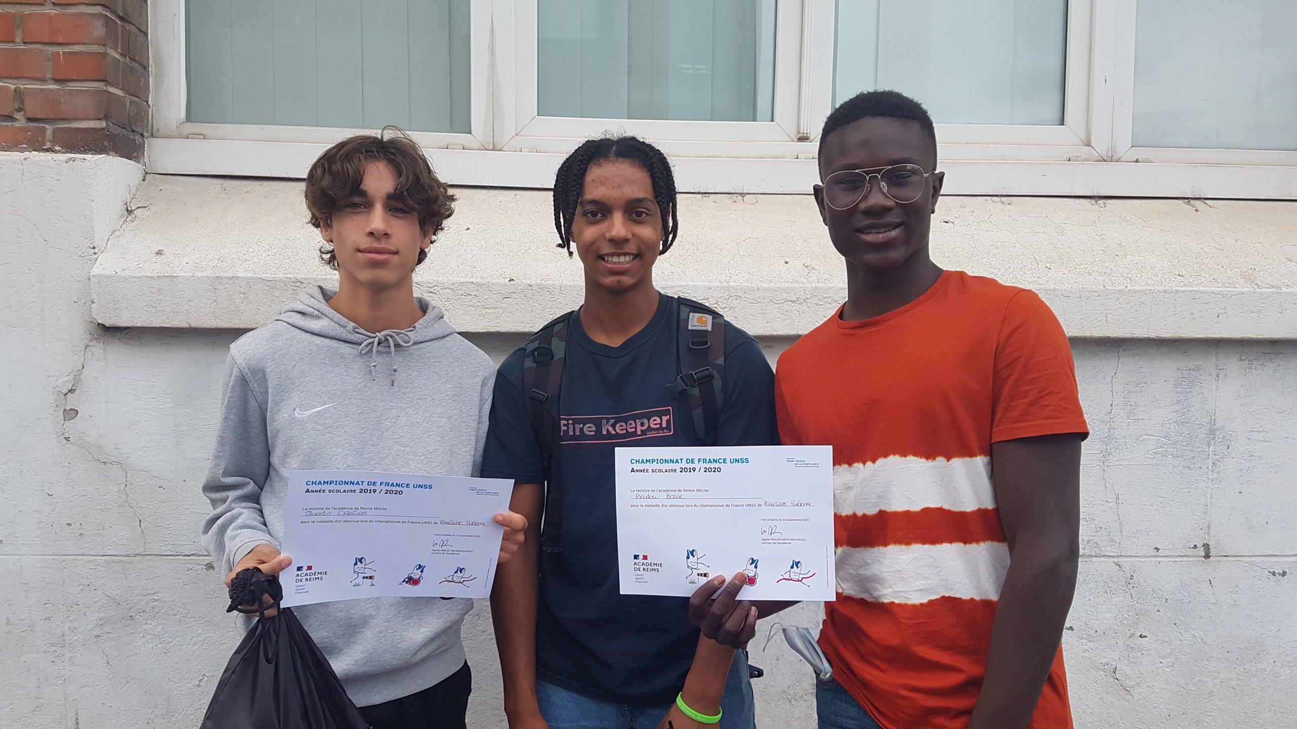 Calendrier Championnat De France Unss 2022 Toute l'actualité sportive du Lycée – Lycée F. Arago